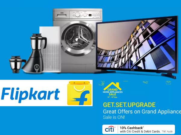 Flipkart Offer : Get upto 60% off on Kitchen Appliances - Every Offers