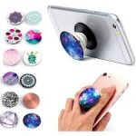 Shopclues : POP Socket Universal Mobile Holder Grip Pop socket for Mobiles iPad Tablets at Rs.129
