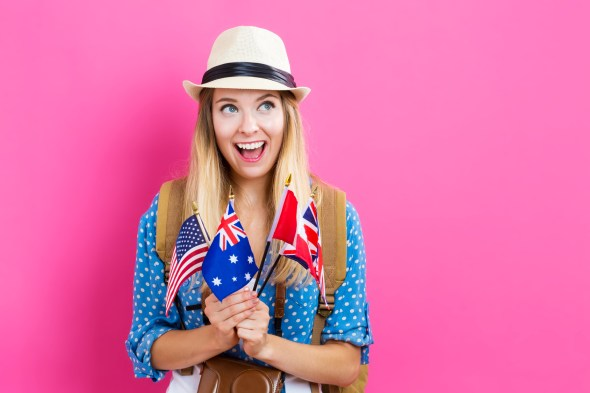 オーストラリア英語と他の英語を比較