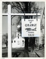 town-of-orange-sign-founded-1822