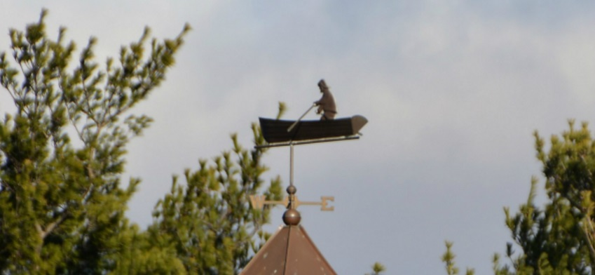 Weekend Weathervanes: Row Row Row your Boat