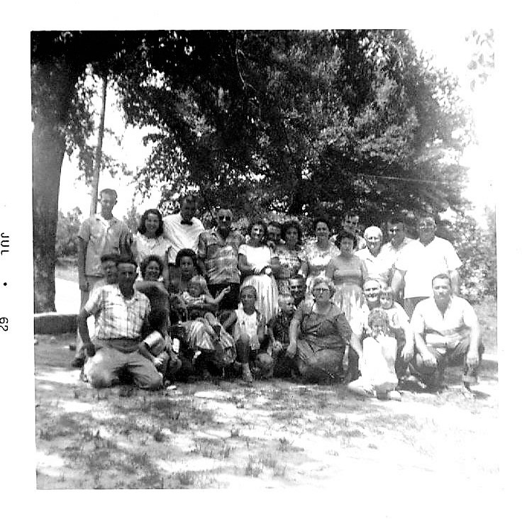 Family Photos: 1962 – The Bryan Family Reunion and more