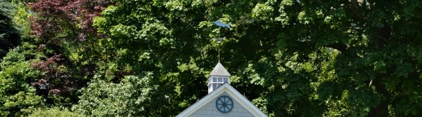 Weekend Weathervanes: Swordfish Flying in Charlestown, R.I.