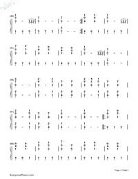 A Drop In The Ocean Piano Chords : ocean, piano, chords, Ocean-Ron, Piano, Sheet, Music, Chords