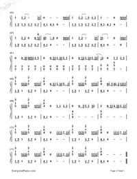 Lirik Lagu Ed Sheeran How Would You Feel : lirik, sheeran, would, Would, (Paean)-Ed, Sheeran, Piano, Sheet, Music, Chords