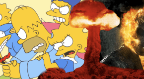 """""""Simpsons"""" & """"Ghost Rider Spirit of Vengeance"""" Podcast Combo Extravaganza"""