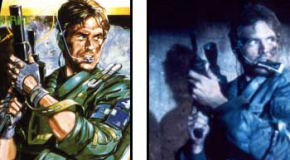 Who should play Solid Snake and who should direct Metal Gear Solid?