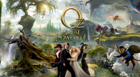 """Oz: The Great and Powerful"" Podcast"