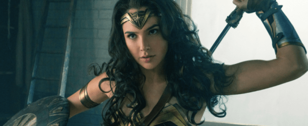 """Wonder Woman"" Podcast"