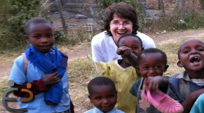 Ruth with Children-in-Lanet