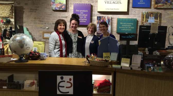 Ten Thousand Villages Holiday Shopping Benefit for Everyone's Child!