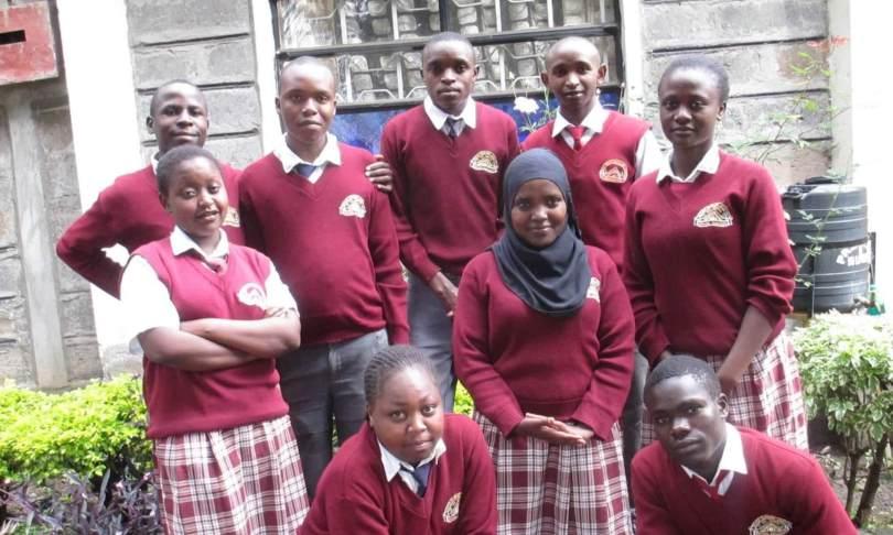 EC Scholarship Students