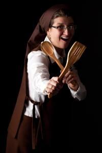 Heidi (Sr. Eurosia) - chef extraordinaire!