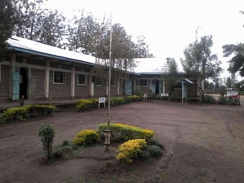 classrooms at BEDSS