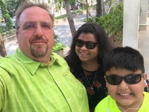 Lee, Praveena & John Daniel Ruud