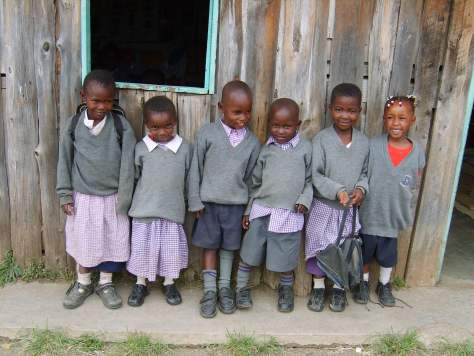 The promise of an education: orphaned preschoolers in Kenya