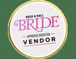 Rock n Roll Bride - Approved Rockstar Vendor