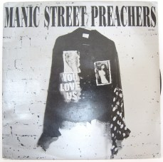 Manic Street Preachers You Love Us single