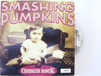 Smashing Pumpkins Cherub rock single