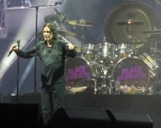 Great to see Ozzy at Hyde Park with Sabbath