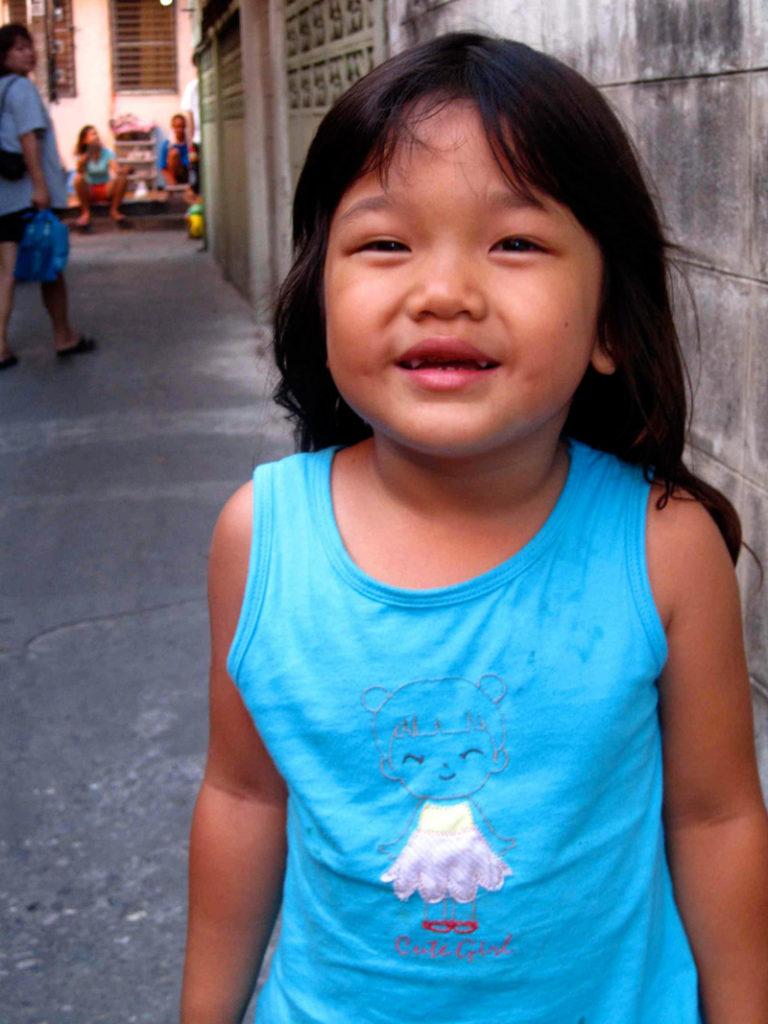 little friends in thailand