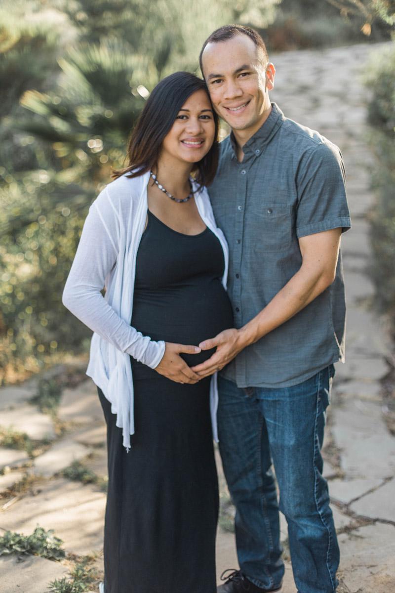 san diego maternity session