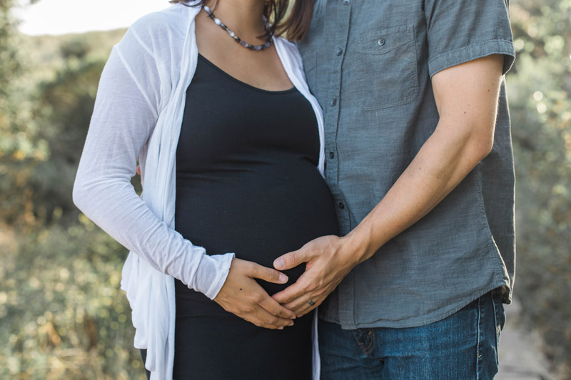 maternity session san diego