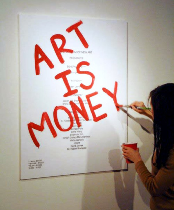 Artists Paintings Worth Money