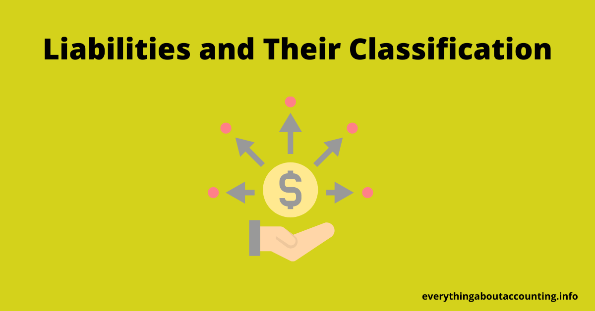 Liabilities and Their Classification