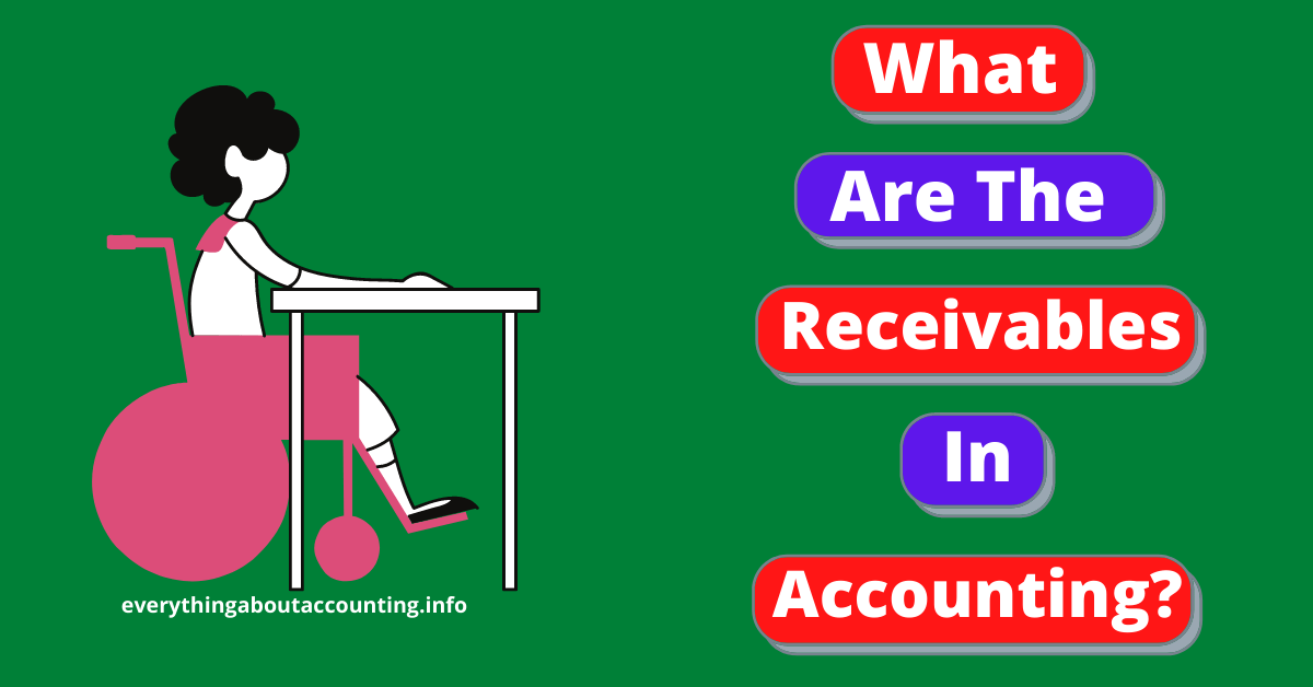 What are the Receivables in Accounting?