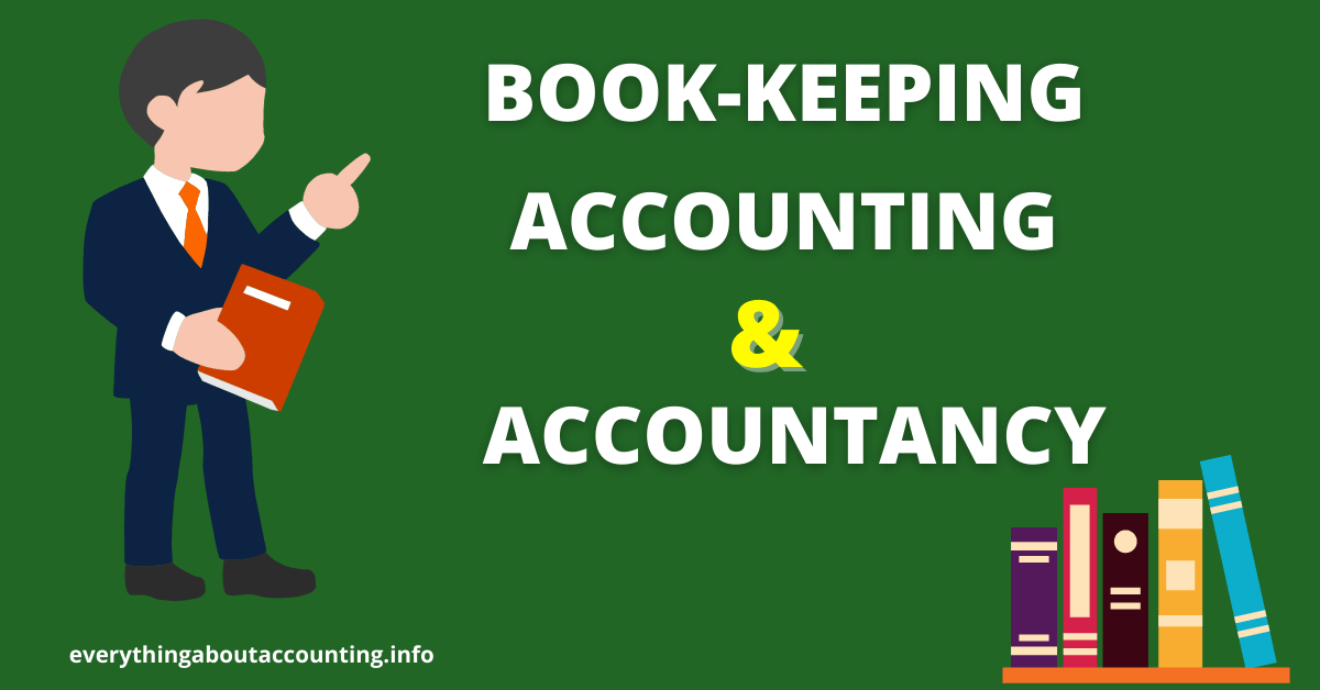 Relation among Book-Keeping, Accounting and Accountancy