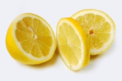 lemon juice acne
