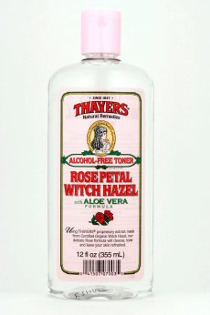 witch hazel acne