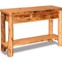 Rustic Cream Sofa Table For Less Concord Ca Pine Foter Thesofa