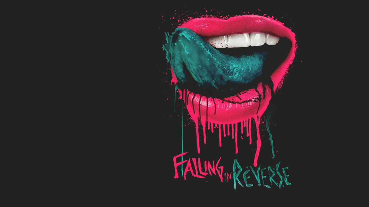 Falling In Reverse Lips Wallpaper Falling In Reverse Everything And Anything