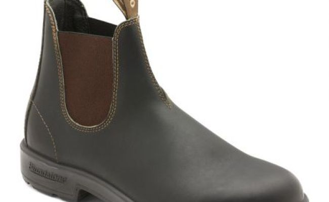 Blundstone 500 Boots Brown