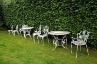 5 Gorgeous French Garden Furniture Metal Items