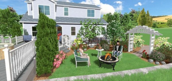 landscaping design software