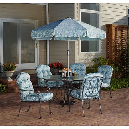 folding chairs argos swing chair cape town 5 cute aqua blue patio furniture ideas