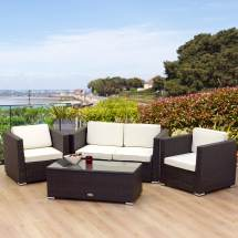 Outdoor Garden Rattan Patio Furniture