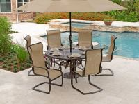 7 C-Spring Patio Chairs to Brighten Up Your Backyard
