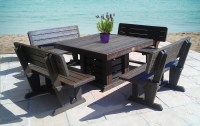 6 Gorgeous Recycled Plastic Garden Furniture Items to Consider
