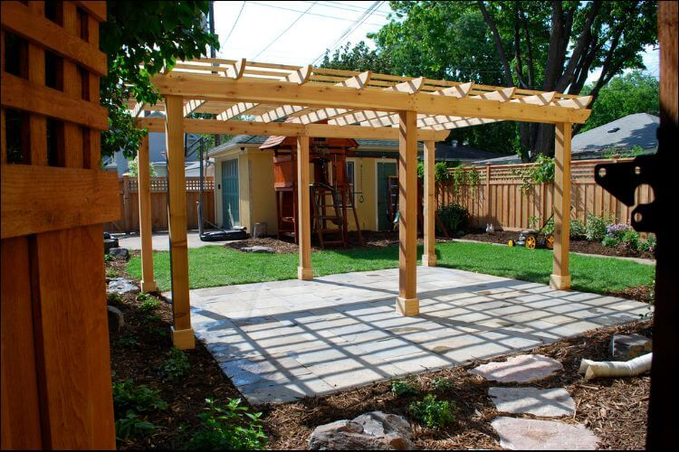 15 Amazing Pergola Ideas For Small Backyards