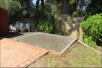 Step by Step Guide for Building a DIY Concrete Backyard