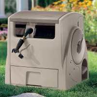 Suncast Powerwind Automatic Rewind Garden Hose Reel