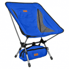 Most Comfortable Camping Chair Self Bondage Trekology Yizi Go Portable Review