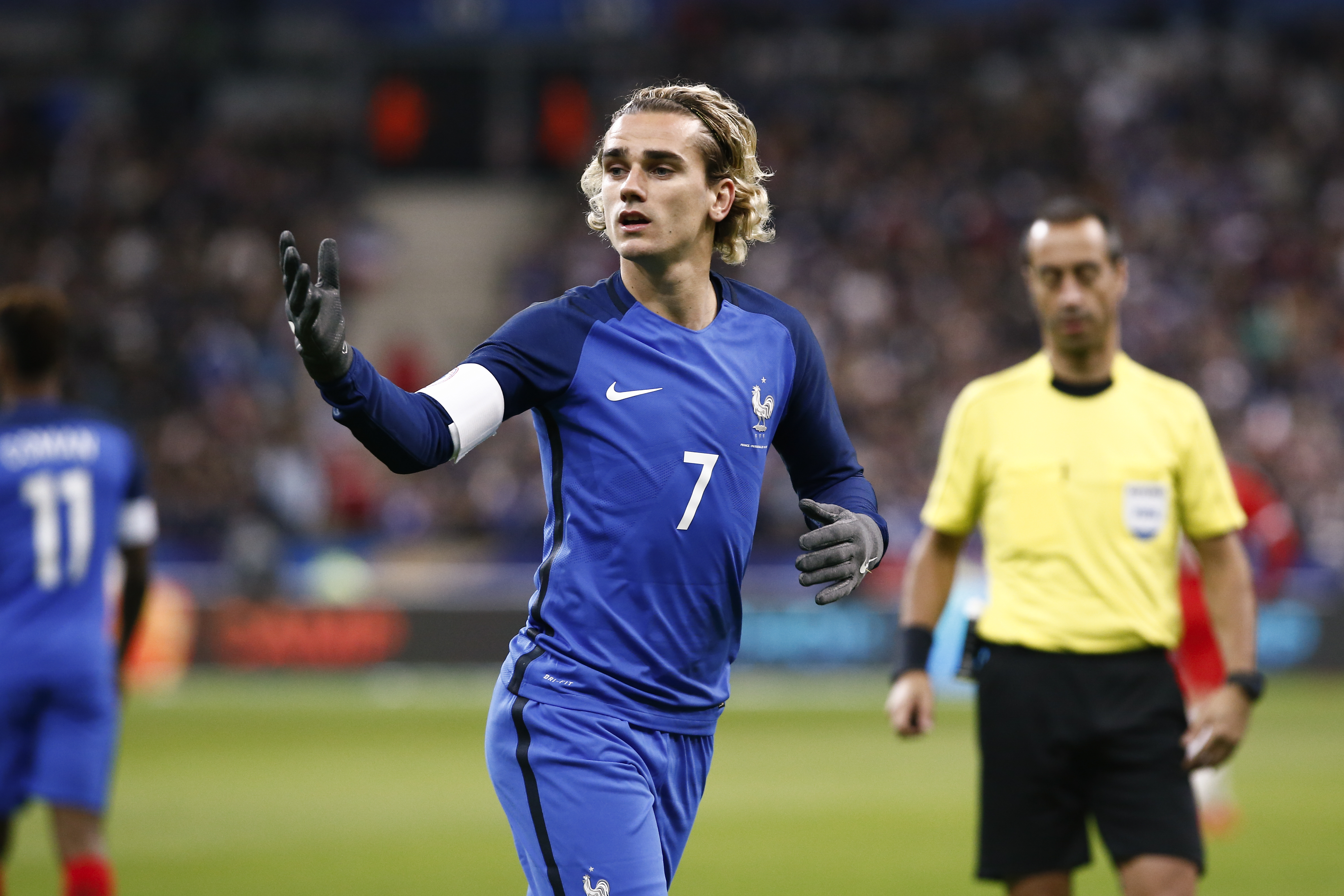 07/09/2021· antoine griezmann was at the double as france brushed aside finland to end a run of five games without victory and take control of group d in … Will Antoine Griezmann make a move to Barcelona?