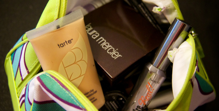 My Makeup Bag Essentials