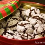 Recipe: Chocolate Crinkles