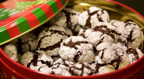 Recipe: Chocolate Crinkles